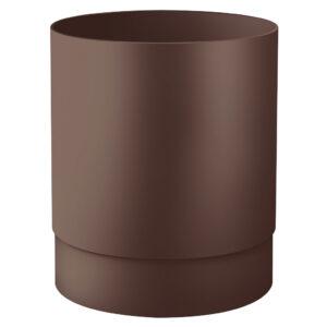 526ma cestino 13 l marrone colored marplast