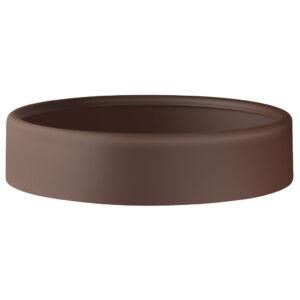 544ma anello fermasacco cestino 13 l 542 marrone colored marplast