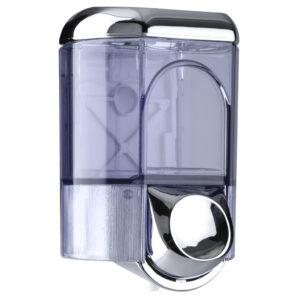 561cro dispenser sapone riempimento con pulsante cromato marplast