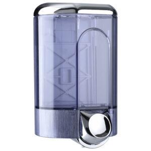 563cro dispenser sapone riempimento a parete 110 ml cromato marplast
