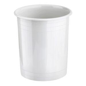 565 cestino gettacarta 6l bianco marplast