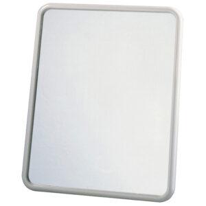 575 mensola per specchio bianco marplast