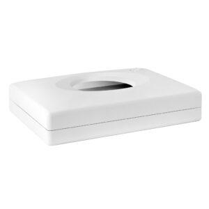 584 distributore sacchetti igienici femminili bianco colored marplast laterale