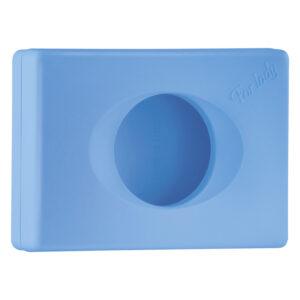 584az distributore sacchetti igienici femminili azzurro colored marplast