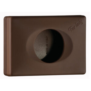 584ma distributore sacchetti igienici femminili marrone colored marplast
