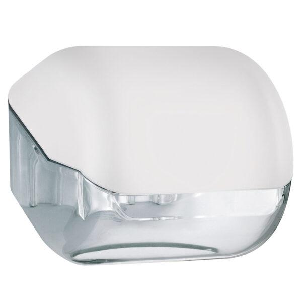 619bi dispenser carta igienica foglietti rotolo bianco colored marplast