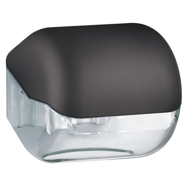619ne dispenser carta igienica foglietti rotolo nero colored marplast