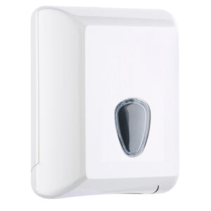 622 dispenser carta igienica interfogliata bianco marplast