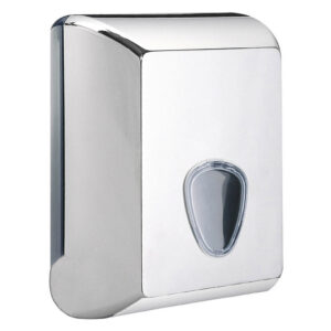 622cro dispenser carta igienica interfogliata cromato marplast