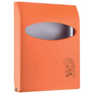 662ar dispenser copriwater arancione colored marplast