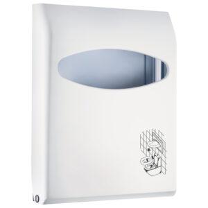 662bi dispenser copriwater bianco colored marplast