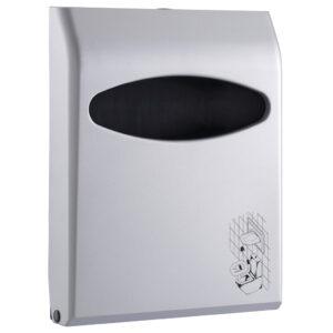 662sat dispenser carta copri wc mini satinato marplast