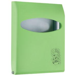 662ve dispenser copriwater verde colored marplast