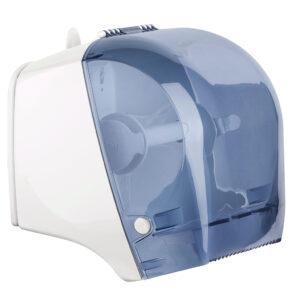 668 dispenser carta asciugamani multiuso da parete o tavolo haccp carenato trasparente marplast