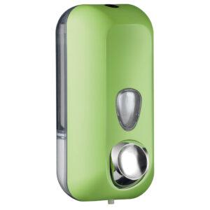 714ve dispenser sapone riempimento 055 l verde colored marplast