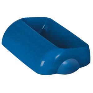 744blu coperchio hidden raccolta differenziata blu marplast