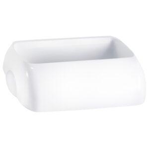 745 coperchio maxi hidden per 741 bianco marplast