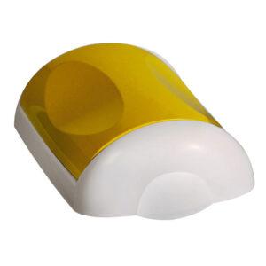 746giallo coperchio basculante swing per 742 raccolta differenziata giallo marplast