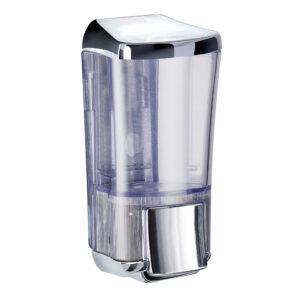 764cro dispenser sapone a riempimento 170 ml cromato marplast