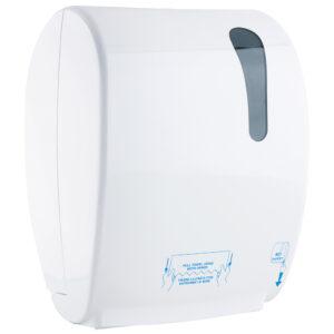 780 distributore carta asciugamani automatico bianco marplast