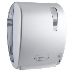 780sat distributore carta asciugamani automatico satinato marplast