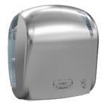 884tit dispenser carta asciugamani automatico titanio titanium skin marplast
