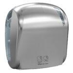 885tit dispenser carta asciugamani elettronico titanio titanium skin marplast