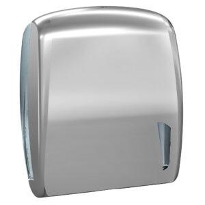 901tit dispenser carta asciugamani intercalata titanio titanium skin marplast