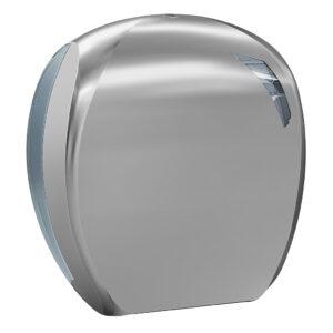907tit dispenser carta igienica mini jumbo titanio titanium skin marplast