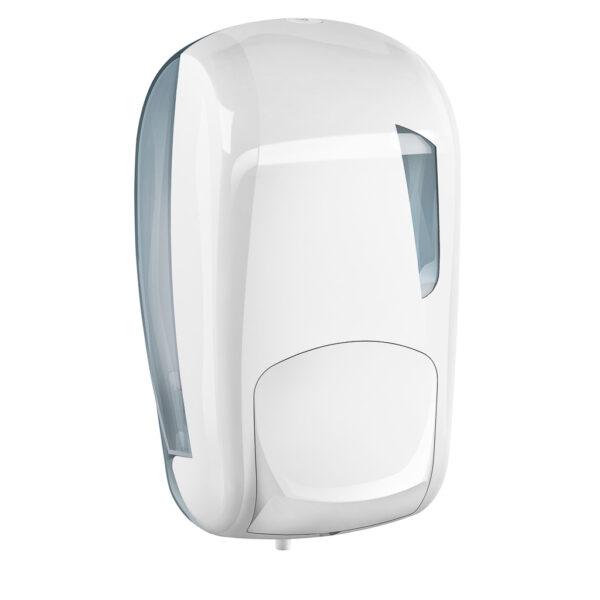 911 dispenser sapone riempimento 1 L bianco skin marplast