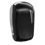 911car dispenser sapone riempimento 1 L nero carbon skin marplast