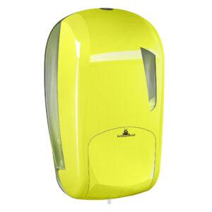 911flu dispenser sapone riempimento 1 L antibacterial fluo skin marplast