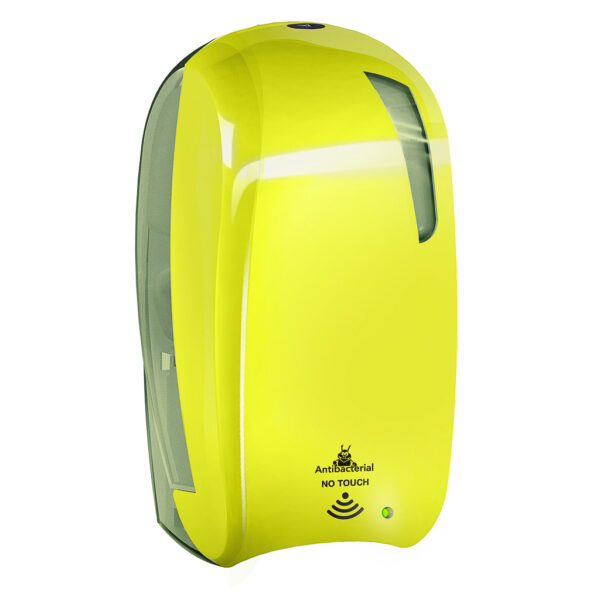 924flou dispenser sapone riempimento 1 l elettronico antibacterial fluo  skin marplast