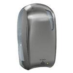 924tit dispenser sapone riempimento 1 l elettronico titanium  skin marplast
