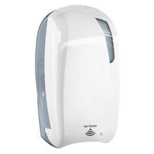 928 dispenser sapone riempimento 1 l elettronico spray bianco skin marplast