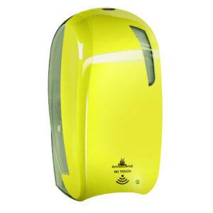 928flu dispenser sapone riempimento 1 l elettronico spray antibacterial fluo skin marplast