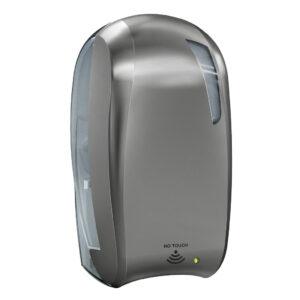 928tit dispenser sapone riempimento 1 l elettronico spray titanio skin marplast