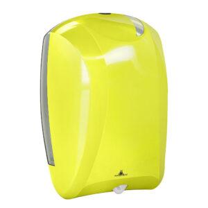 935flou dispenser carta asciugamani rotolo sfilamento antibacterial fluo skin marplast