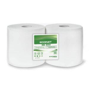 BB1000 rotoloni 2 carta asciugatutto 800 strappi econet eurocarta