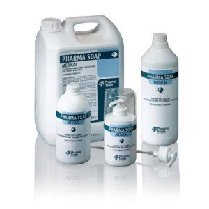 F032 sapone mani disinfettante pmc 5 l pharmasoap