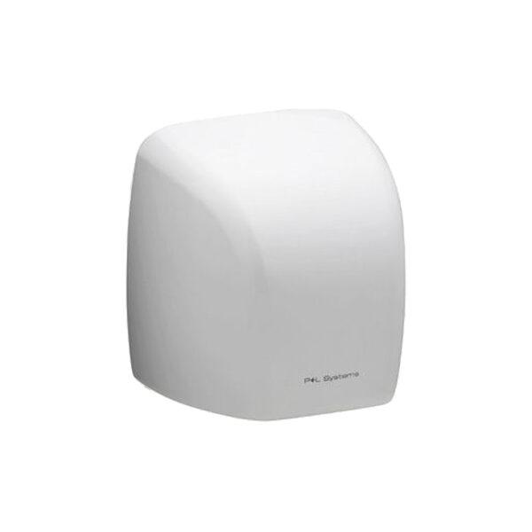 PD160079met asciugamani elettrico 2100 watt acciaio bianco plsystem