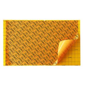 SR955012 piastra collante cattura insetti 55x31 6 pezzi con pretaglio feromone giallo