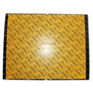SR955014s piastre collanti 40x15 feromone 12 pezzi con pretaglio feromone nero